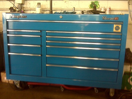 Snap On Classic 78 Tool Box Snapon Snap On 3 000 Possible