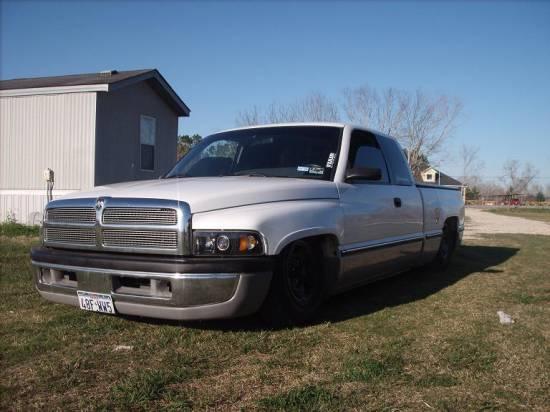 1995 dodge ram 1500 1 possible trade 100154857 custom full size truck classifieds full. Black Bedroom Furniture Sets. Home Design Ideas