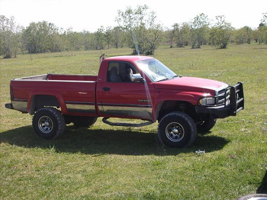 1995 Dodge Ram 2500 1 Possible Trade 100163364 Custom