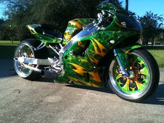 2000 Yamaha r1 $10 or best offer - 100434299 | Custom Street