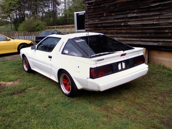 1988 Chrysler Conquest Tsi For Sale Or Trade: 1988 Chrysler Conquest TSI TURBO $2,500 Possible Trade