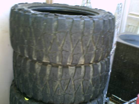Used Mud Tires For Sale >> 33 Inch Nitto Mud Grapplers 375 Firm 100110777 Custom