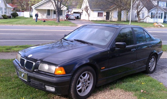 1998 Bmw 325i  5 000