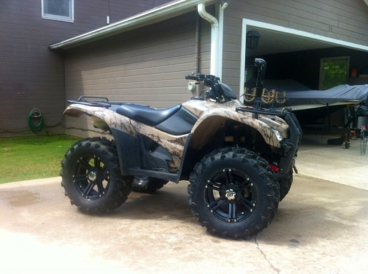 2008 Honda 420 rancher $5,200 Possible trade - 100506259 | Custom Other ATV Classifieds | Other ...