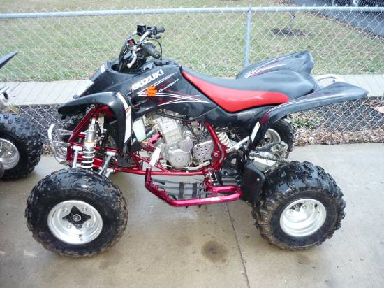 2007 Suzuki Limited Edition Ltz 400 3500 Or Best Offer 100139561