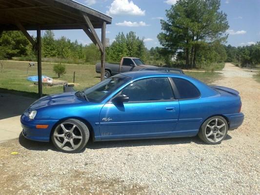 1998 Dodge Neon R  T Turbo  5 000