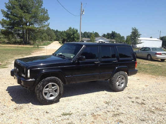 2001 Jeep Cherokee Classic 4 800 Possible Trade