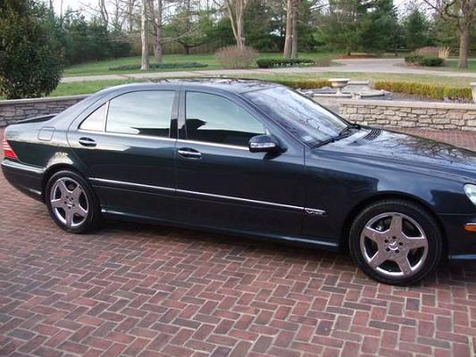 2005 mercedes benz s600 v12 11 500 or best offer for Mercedes benz s 600 v12
