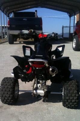 2007 Honda Trx450er 450r 4 200 100378433 Custom Other Atv