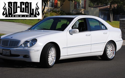 2001 mercedes benz c240 1 100311755 custom luxury and for Mercedes benz c240 wheels