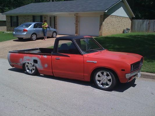 1979 Datsun 620 5 100 Possible Trade 100137542 Custom