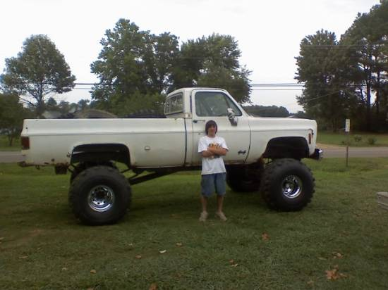 1974 chevy truck lifted Quotes