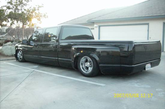 1994 chevy 3500 dually lifted