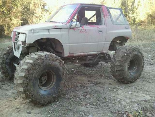 1992 Geo Tracker On 44s  1 Possible Trade