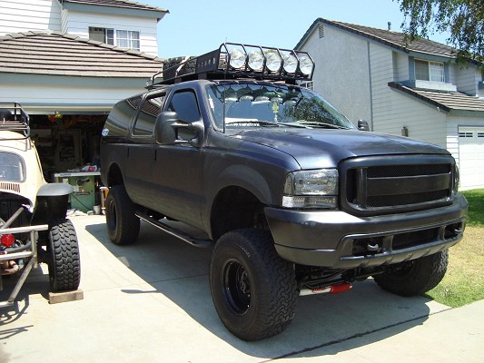 2000 Ford Excursion $11,000 Possible Trade   100187325 | Custom Lifted  Truck Classifieds | Lifted Truck Sales