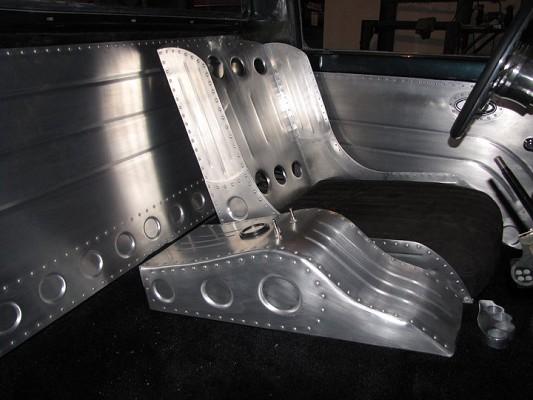 Custom Made Aluminum Interior 94 Toyota Pickup 1 100