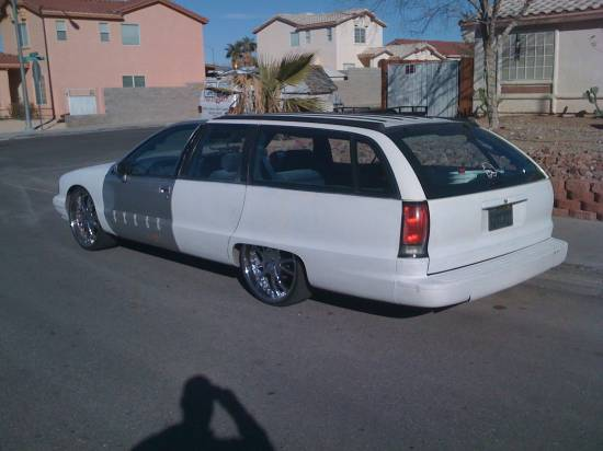 1992 Chevrolet caprice wagon $4,500 Possible Trade