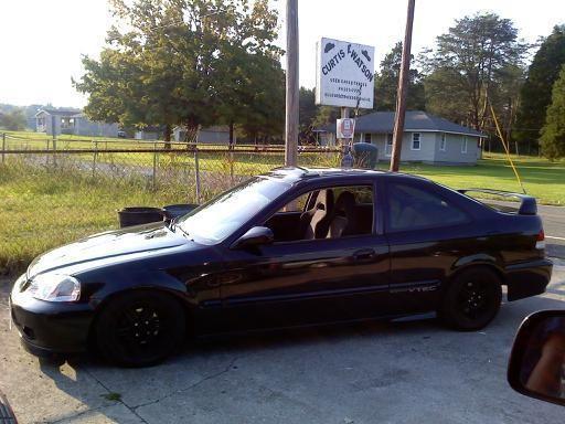 2000 Honda Civic Si $7,500 Possible Trade - 100209919 | Custom JDM Car Classifieds | JDM Car Sales