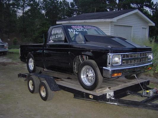 1983 Chevrolet S10 drag truck $5,500 or best offer ...