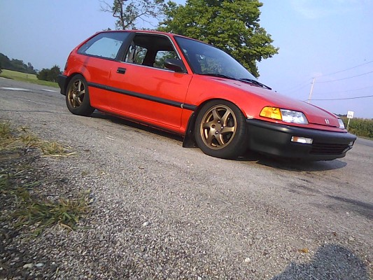 1991 Honda Civic $1 - 100205406 | Custom JDM Car Classifieds | JDM Car Sales