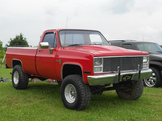 1986 Chevrolet K1500  1 Possible Trade
