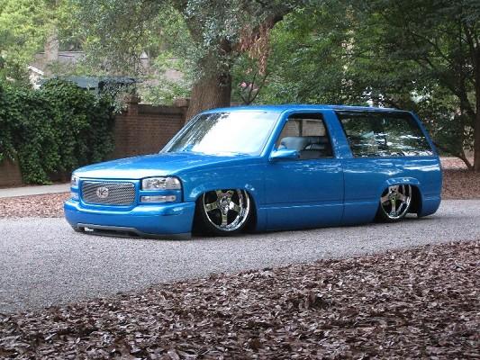 1999 Chevrolet Tahoe 16 500 100181540 Custom Show Suv