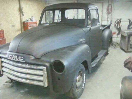 1951 gmc 5 window truck 5 500 possible trade 100553971 for 1951 gmc 5 window pickup