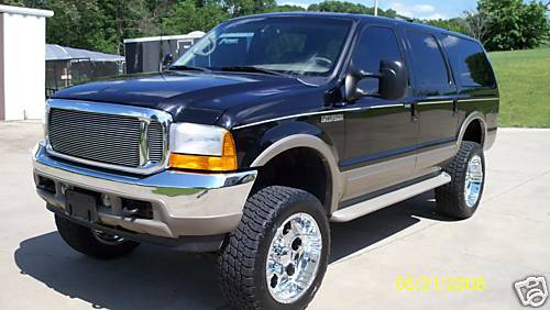 Ford Excursion Mpg >> 2001 Ford EXCURSION $19,500 Possible Trade - 100132583 | Custom Lifted Truck Classifieds ...
