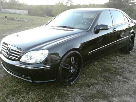 2001 mercedes benz s500 20 000 100337350 custom