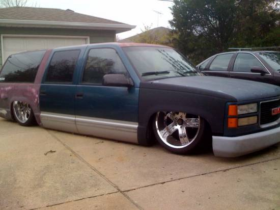 1993 Chevrolet Suburban 3 300 Firm 100132958 Custom