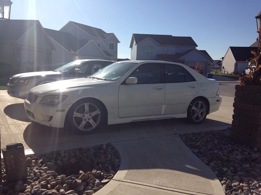 2002 lexus is300 manual transmission