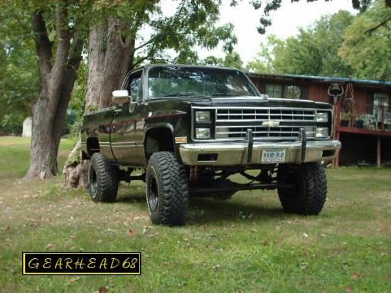 1985 Chevrolet Scottsdale 6 000 Possible Trade 100150231 Custom