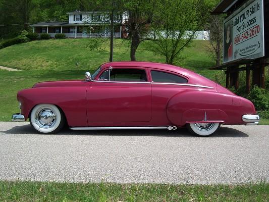 Classic Car  Fleetline Chev