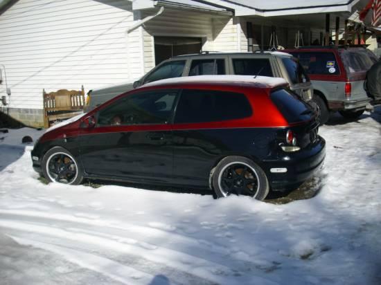 2003 Honda Civic Si Hatch $12,500 Possible Trade   100140082   Custom  Import Classifieds   Import Sales
