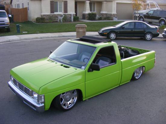 1991 Nissan Hard $5,500 - 100140546 | Custom Mini Truck ...