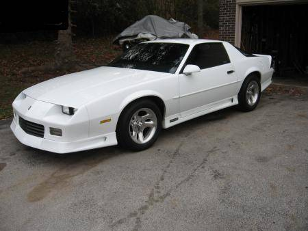 1992 Chevrolet Camaro RS 25th Anniversary Edi 4500 or best offer