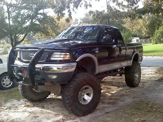 1999 Ford F150 10 000 Possible Trade 100228376 Custom Lifted Truck Clifieds S