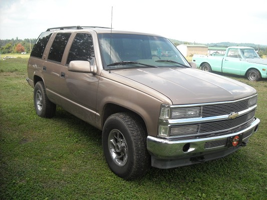 1996 Chevrolet Tahoe 4 500 Possible Trade 100212820 Custom Sport Utility Classifieds
