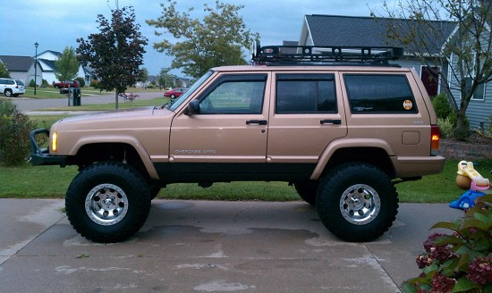1999 Jeep Cherokee 7 000 Possible Trade 100329534