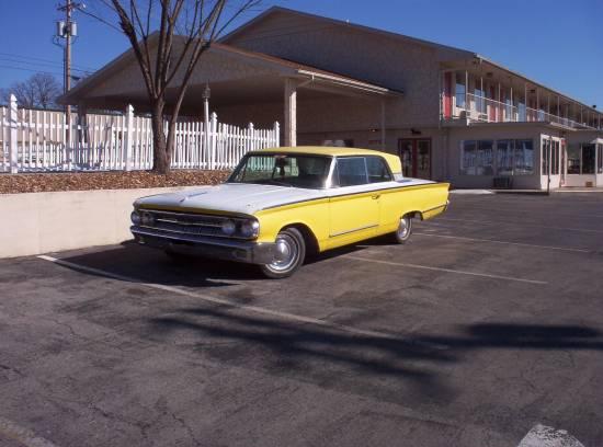 1963 Mercury Monterey Breezeway $2,500 Possible trade