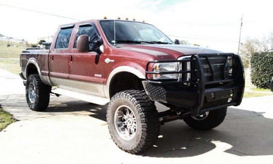 2005 Ford F250 King Ranch Fx4 26 500 Or Best Offer 100459937