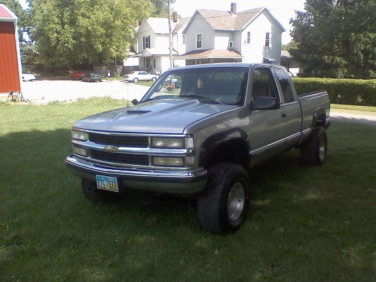 Custom 1997 chevy silverado submited images pic2fly