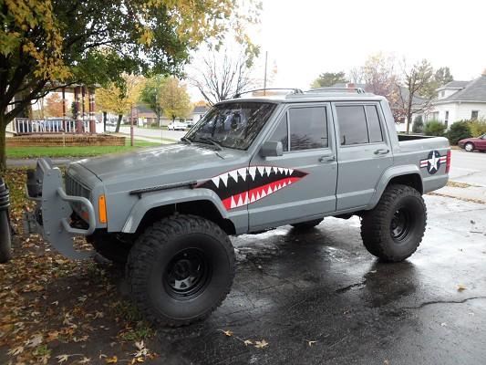1988 jeep cherokee comanche 4 500 possible trade 100443331 custom jeep classifieds jeep sales mautofied com