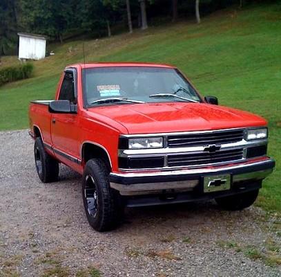 Cold Air Intake For Chevy Silverado 1500 >> 1997 Chevrolet silverado 1500 z71 $6,500 Possible trade ...