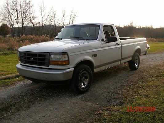 1996 ford f 150 xl 1 100233776 custom full size truck classifieds full size truck sales. Black Bedroom Furniture Sets. Home Design Ideas