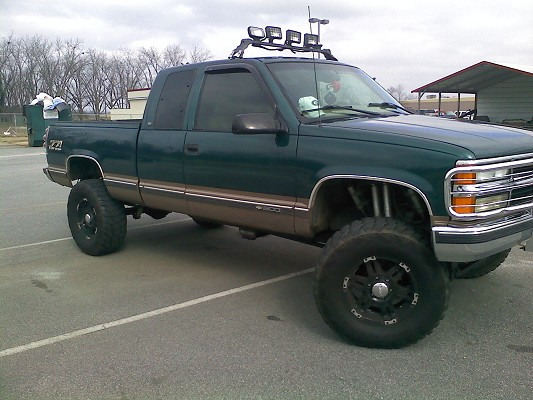 1998 lifted z71 for trade