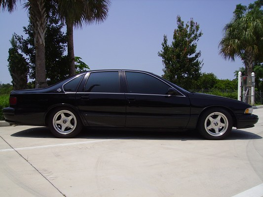 1996 Chevrolet IMPALA SS $4,000 Firm - 100313401 | Custom ...