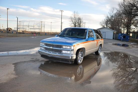 1999 Chevrolet 2 Door Tahoe $8,500 Possible trade ...