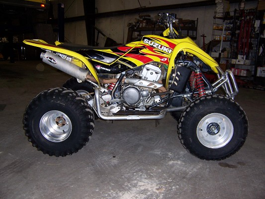 2004 suzuki ltz-400 $2,400 firm - 100251281 | custom other atv