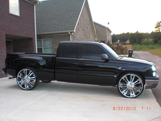 04 silverado on 26s submited images
